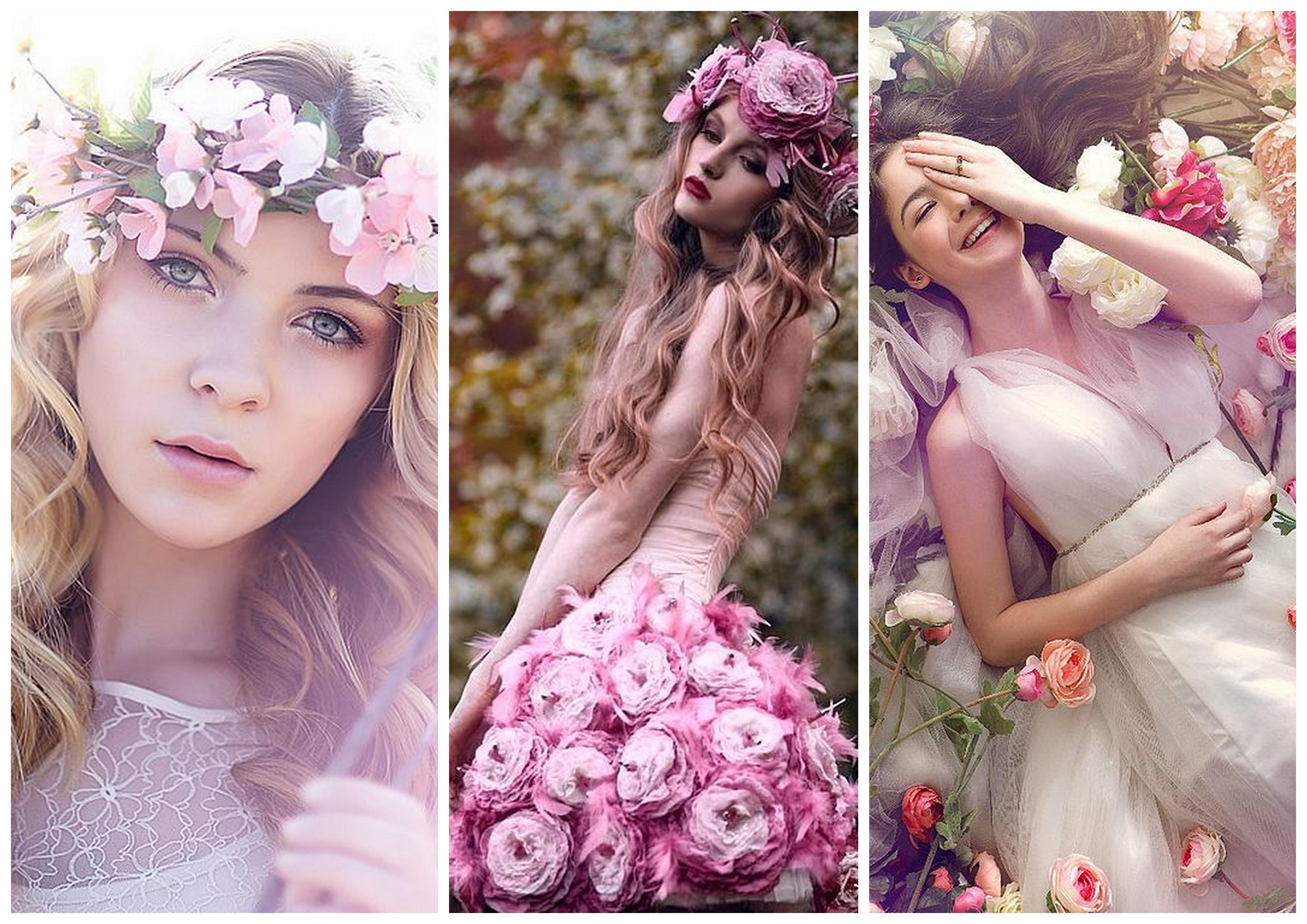 Da, eu vreau flori de 8 martie