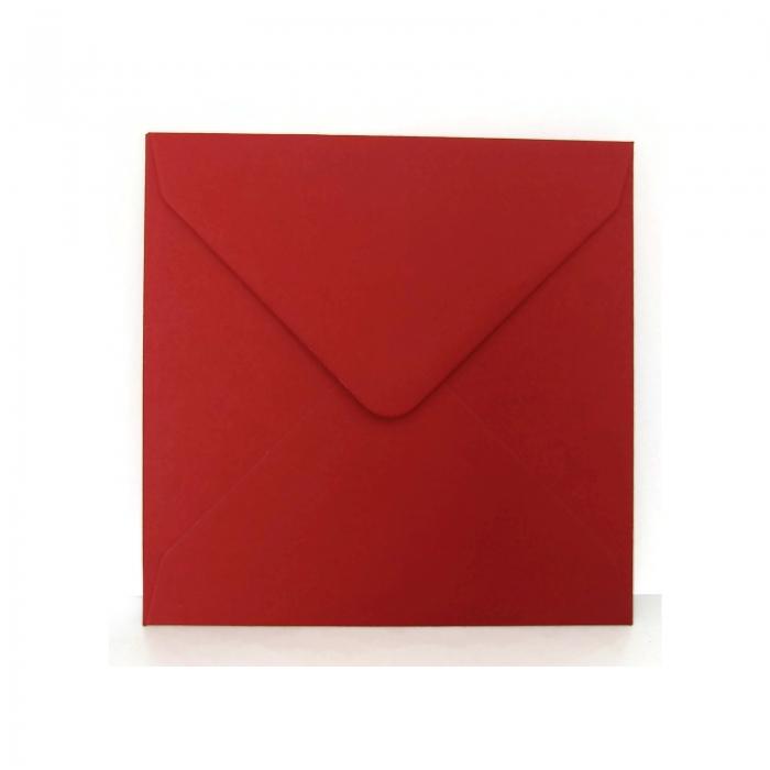 Felicitare Cracun cutie crem cu funda rosie 2