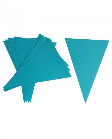 Ghirlanda stegulete bleu