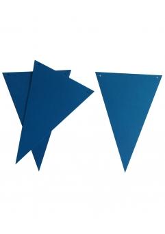 Ghirlanda stegulete albastru intens