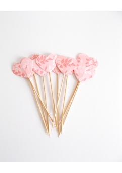 Props inimioare roz